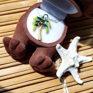 Jewelry - 🐒🏝 Coconut Palm Tree Necklace